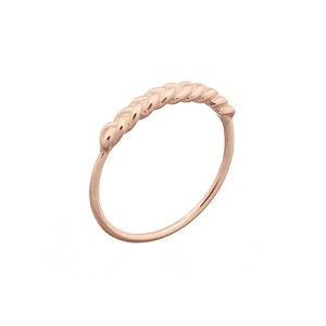 MIAB Jewels MIAB Ring |Rose Goud | Braided