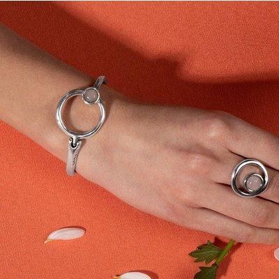 UNOde50 UNOde50 Armband | PERLADO | ZILVER | Parel | PUL1865BPLMTL0M