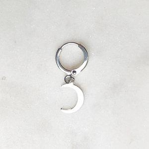 BY NOUCK BY NOUCK Earrings | MOON