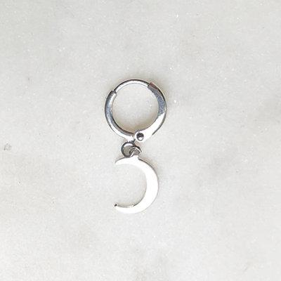 BY NOUCK BY NOUCK Earrings | SILVER MOON