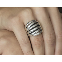 GATZ GATZ Ring | BAMBOO | Zilver