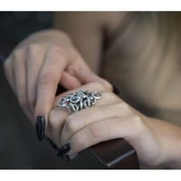GATZ GATZ Ring | EXPLENDID | Zilver