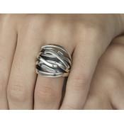 GATZ GATZ Ring | GATZ | Zilver | A1210