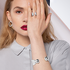 UNOde50 UNOde50  Ring | MISMATCH | Zilver | MY ENERGY | ANI0598MTL000