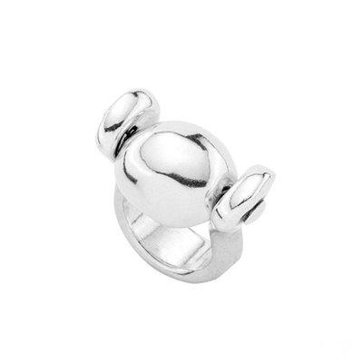 UNOde50 UNOde50  Ring | OSIRIS | Zilver | MY ENERGY | ANI0606MTL000
