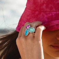 UNOde50 UNOde50 Ring | TREASURE | Kristal | SS19