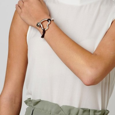 UNOde50 UNOde50 Armband | WEAVE | PUL1139MTLMAR0M