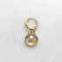 BY NOUCK BY NOUCK Earrings   SHELL MINI PEARL   GOLD