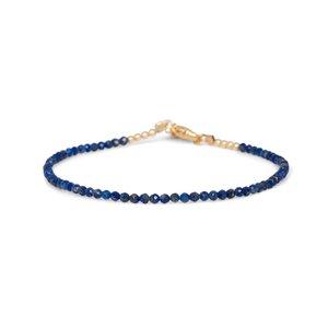 MIAB Jewels MIAB Armband | Goud | Lapis Lazuli All