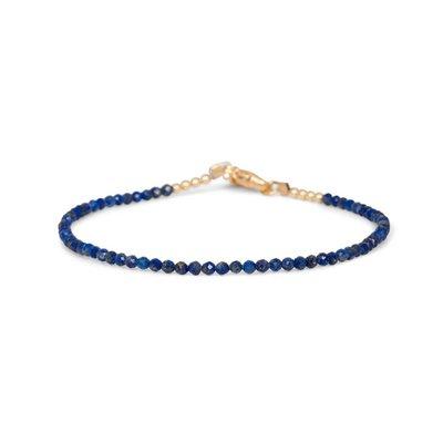 MIAB Jewels MIAB Armband   Goud   Lapis Lazuli All