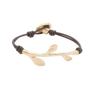 UNOde50 UNOde50 Armband | TANGLED UP | GOUD | MY NATURE |  FW19