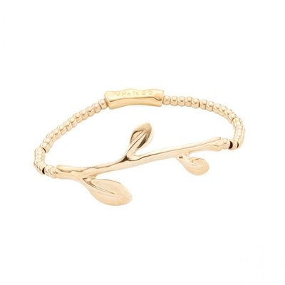 UNOde50 UNOde50 Armband | RUN FORREST | GOUD | MY NATURE |  PUL1874ORO0000M