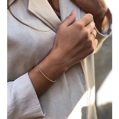 MIAB Jewels MIAB Ring | Goud | Lots of Cuts | Gold filled