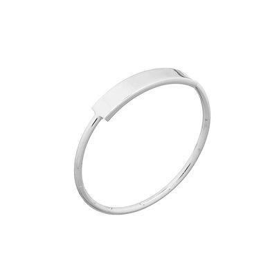 MIAB Jewels MIAB Ring | Zilver | Bar Ring