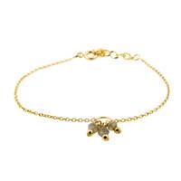 LILLY LILLY Armband | Precious Bunch Gold | Labradoriet | 18 Karaats