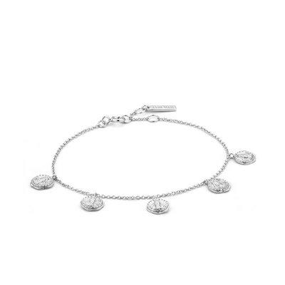 ANIA HAIE ANIA HAIE Bracelet | DEUS | Zilver | B009-01H