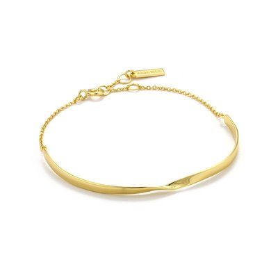 ANIA HAIE ANIA HAIE Bracelet   TWIST   Gold   B012-02G