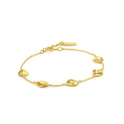 ANIA HAIE ANIA HAIE Bracelet | CRUSH MULTIPLE  DISCS | Gold | B017-03G