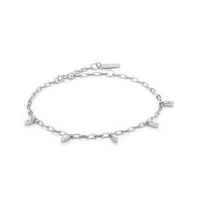 ANIA HAIE ANIA HAIE Bracelet   GLOW DROP   Zilver   B018-01H