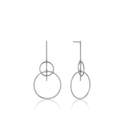 ANIA HAIE ANIA HAIE Earrings | SOLID DROP | ZILVER | E008-19H