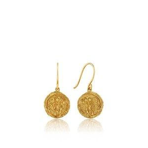 ANIA HAIE ANIA HAIE Earrings    EMBLEM   GOLD