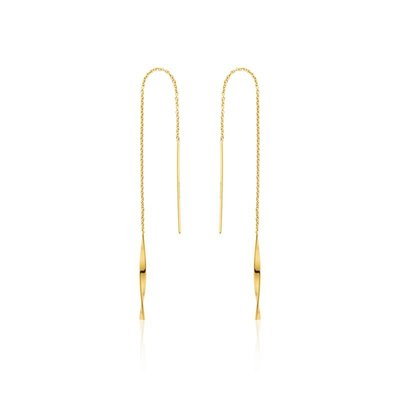 ANIA HAIE ANIA HAIE Earrings | HELIX | GOLD | E012-03G
