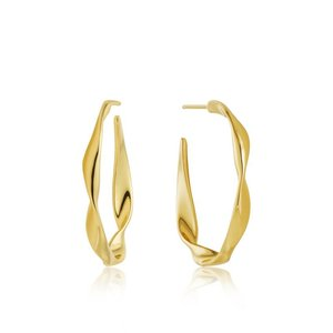 ANIA HAIE ANIA HAIE Earrings | TWIST | GOLD