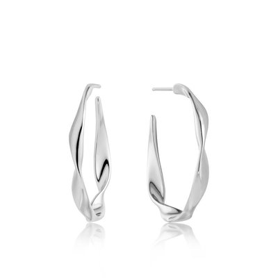ANIA HAIE ANIA HAIE Earrings | TWIST | ZILVER | E012-04H