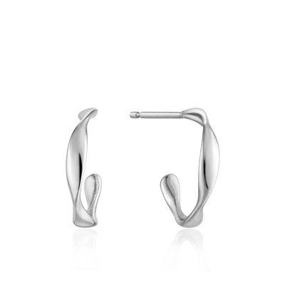 ANIA HAIE ANIA HAIE Earrings | TWIST MINI | ZILVER | E015-01H