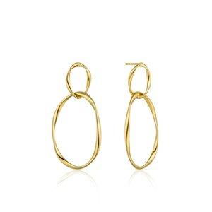 ANIA HAIE ANIA HAIE Earrings | SWIRL NEXUS | GOLD