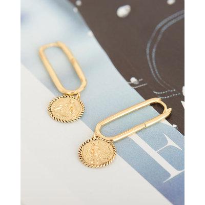ANIA HAIE ANIA HAIE Earrings    WINGED GODDES   GOLD   E020-01G