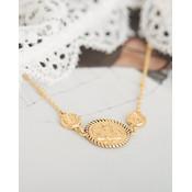 ANIA HAIE ANIA HAIE Necklace | WINGED GODDESS | GOLD | N020-01G