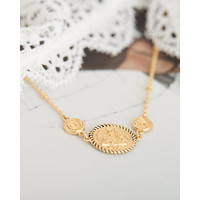 ANIA HAIE ANIA HAIE Necklace | WINGED GODDESS | GOLD