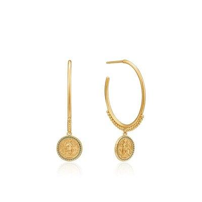 ANIA HAIE ANIA HAIE Earrings | EMPEROR | GOLD | E020-05G