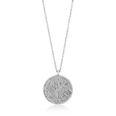 ANIA HAIE ANIA HAIE Necklace | ANCIENT MINOAN | ZILVER | N009-04H