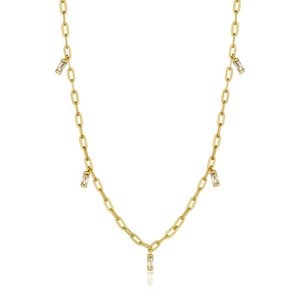ANIA HAIE ANIA HAIE Necklace | GLOW DROP | GOLD