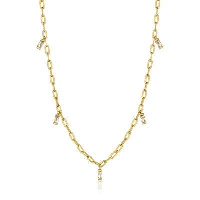 ANIA HAIE ANIA HAIE Necklace | GLOW DROP | GOLD | N018-02G