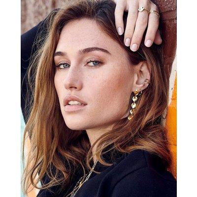 ANIA HAIE ANIA HAIE Earrings | CRUSH MULTIPLE DISCS | GOLD | E017-06G