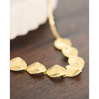 ANIA HAIE ANIA HAIE Necklace | CRUSH MULTIPLE DISCS | GOLD