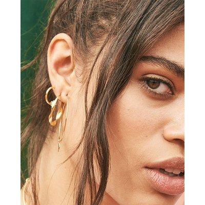 ANIA HAIE ANIA HAIE Earrings | TWIST | GOLD | E012-04G