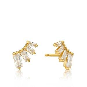 ANIA HAIE ANIA HAIE Earrings | GLOW BAR | STUDS | GOLD