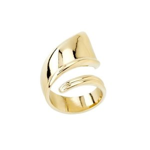 UNOde50 UNOde50 Ring | LIGHT AS A FEATHER | GOLD | JAPAN | SS20
