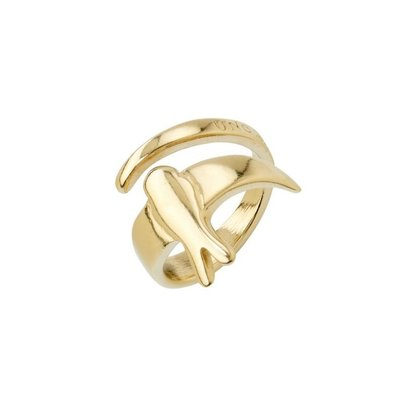 UNOde50 UNOde50 Ring | COME FLY WITH ME | GOLD | JAPAN | ANI0623ORO0