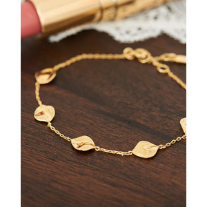ANIA HAIE ANIA HAIE Bracelet | CRUSH MULTIPLE  DISCS | Gold