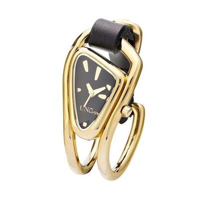 UNOde50 UNOde50 Horloge | DIN DON | GOLD | ZWART | REL0140NGRNGR0U