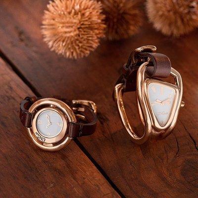 UNOde50 UNOde50 Horloge   DIN DON   GOLD   WIT   REL0140BLNMAR0U