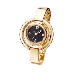 UNOde50 UNOde50 Horloge | TIME'S UP | GOLD | ZWART