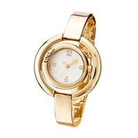 UNOde50 UNOde50 Horloge | TIME'S UP | VERGULD | WIT