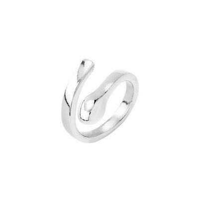 UNOde50 UNOde50 Ring | A PERFECT MATCH | Zilver | PERFECT MATCH | ANI0625MTL0