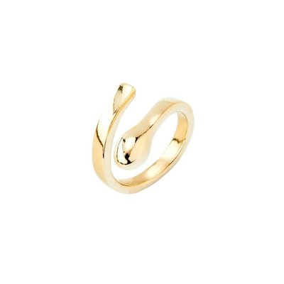 UNOde50 UNOde50 Ring | A PERFECT MATCH | GOLD | PERFECT MATCH | ANI0625ORO0
